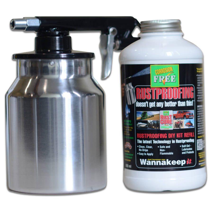 Rust Cure Formula 3000 DIY Kit 880ML